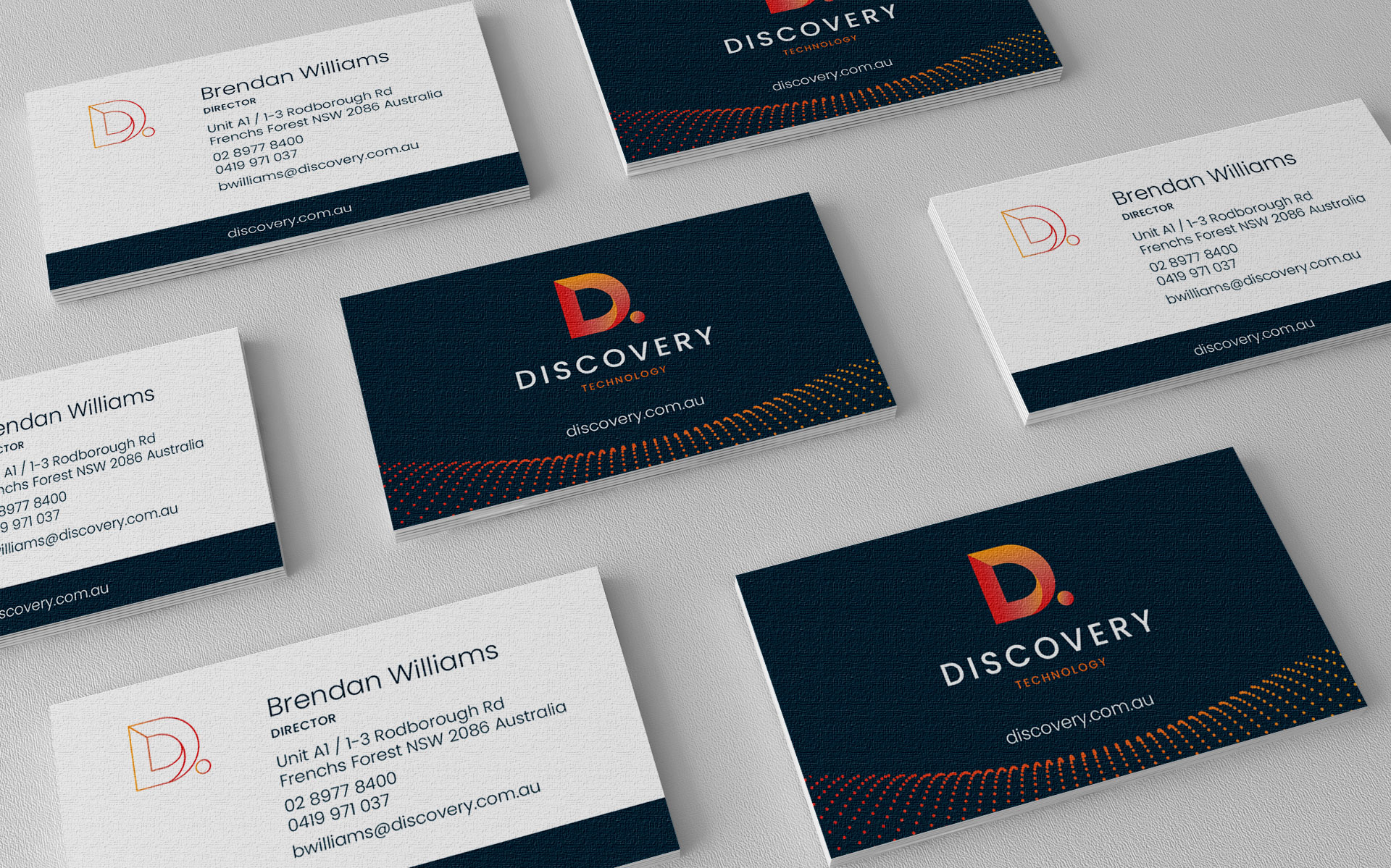 Discovery Technology